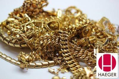 Wir kaufen Schmuck aus Gold, Silber, Platin und Palladium