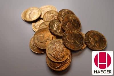 Goldankauf Bielefeld - wir kaufen auch Münzen an