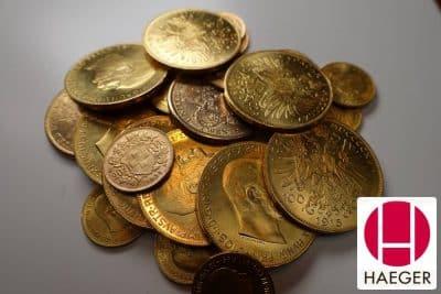 Verkaufen Sie Ihre Gold Unzen beim Goldankauf Brüggen