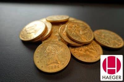 Verkaufen Sie Einfach Gold Und Münzen In Herne Haeger Gmbh