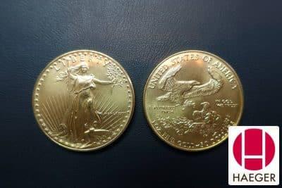Der Krügerrandankauf in Hilden kauft Ihre Münzen