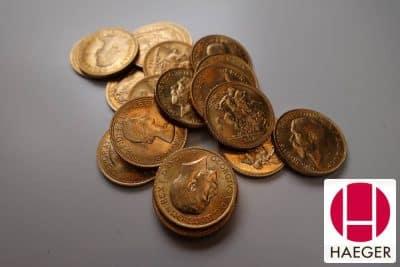 Gute Preise beim Verkauf von Goldbarren erzielen