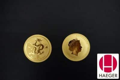 Viele Sammler verkaufen Ihre Goldmünzen in Königsforst