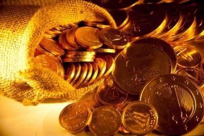 Gold als Zahlungsmittel