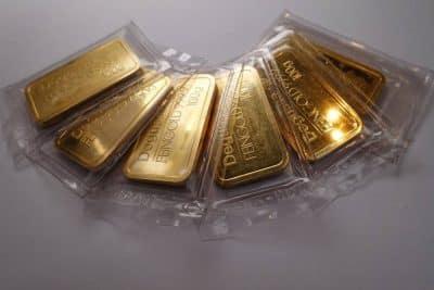 Jetzt Goldbarren kaufen oder verkaufen