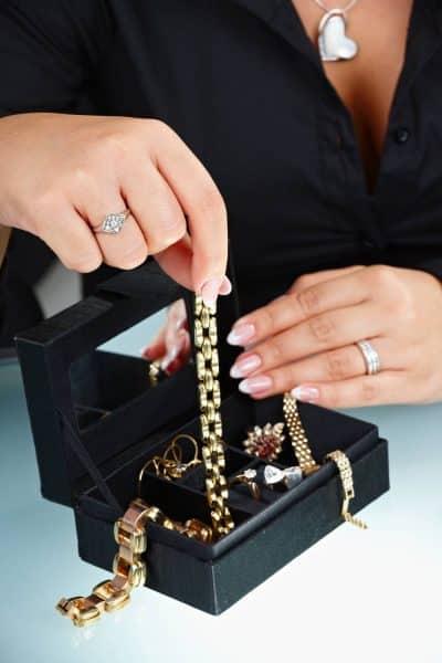Bei Haeger können Sie auch Ihre Goldketten verkaufen