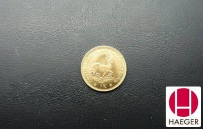 Goldmünzen von bekannten Herstellern