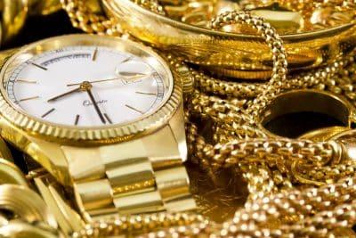 Goldprodukte waren bereits zu biblischen Zeiten begehrte Geschenke