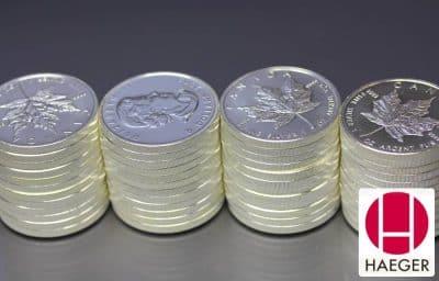 Verkaufen Sie uns Ihre Silbermünzen