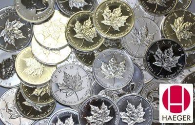 Die Hersteller der Silbermünzen