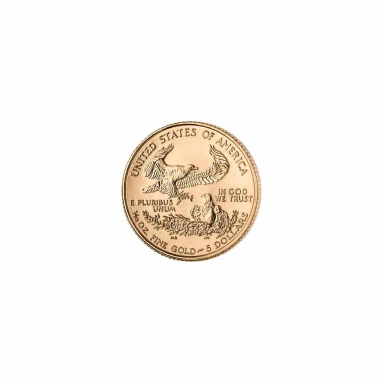 1/10-Goldunze-American-Eagle