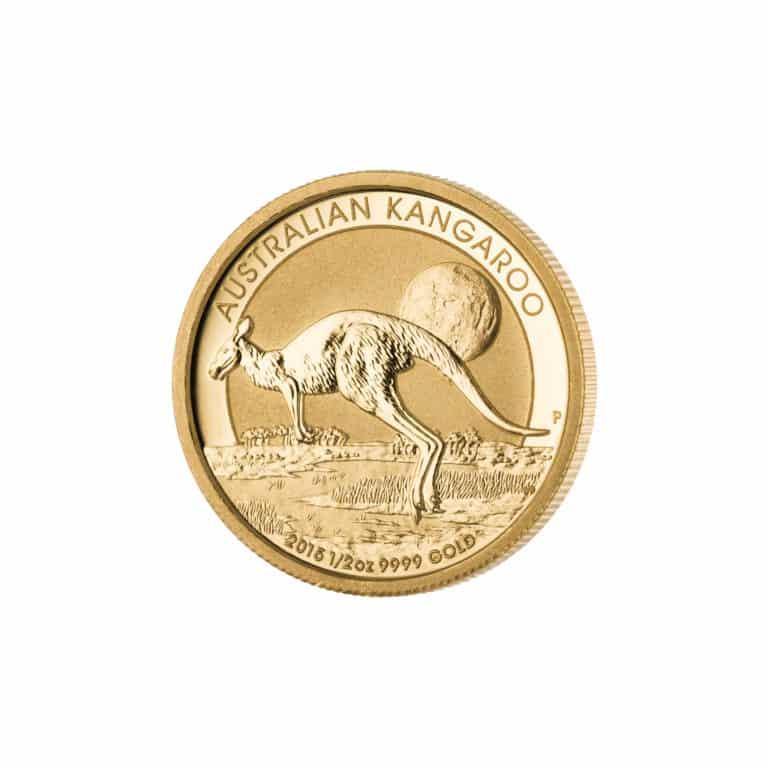 1/2-Goldunze-Australian-Kanguru