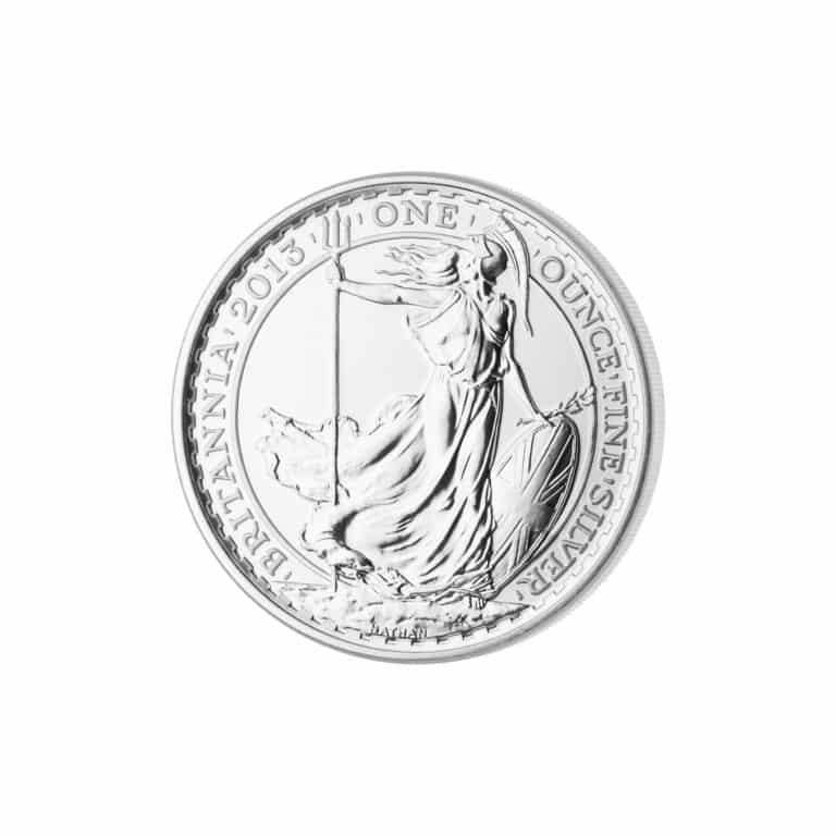 1-Silberunze-Britannia