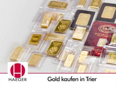 Jetzt in Trier Altgold verkaufen