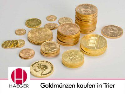 Der Goldankauf Trier kauft Ihr Bruchgold