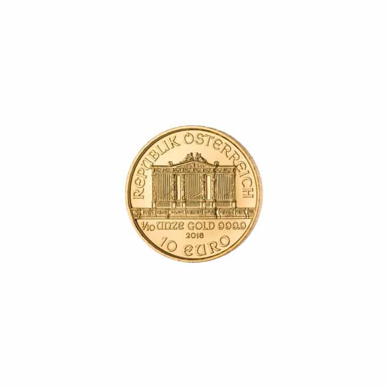 Wiener Philharmoniker Goldmünzen Kaufen Haeger Gmbh