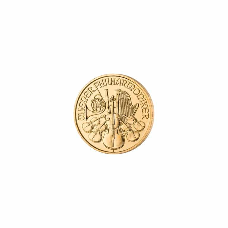 1/10-Goldunze-Wiener-Philharmoniker