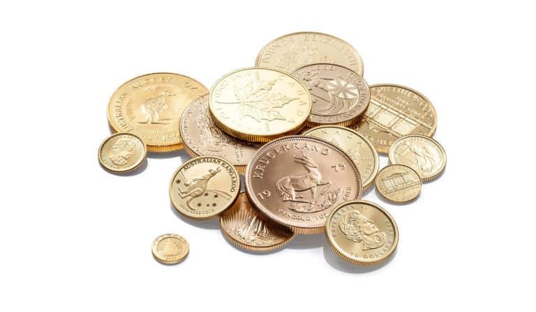 Wo kann ich meine Goldmünzen verkaufen?