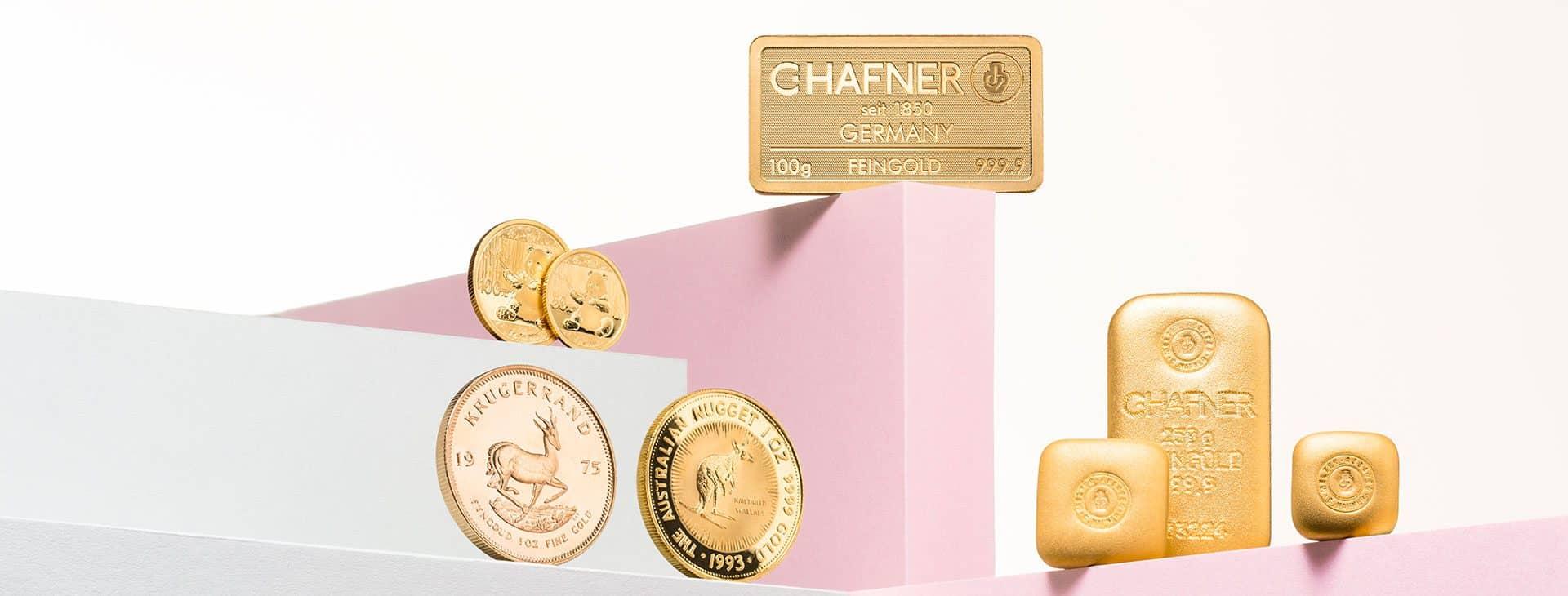 Gold kaufen Krefeld