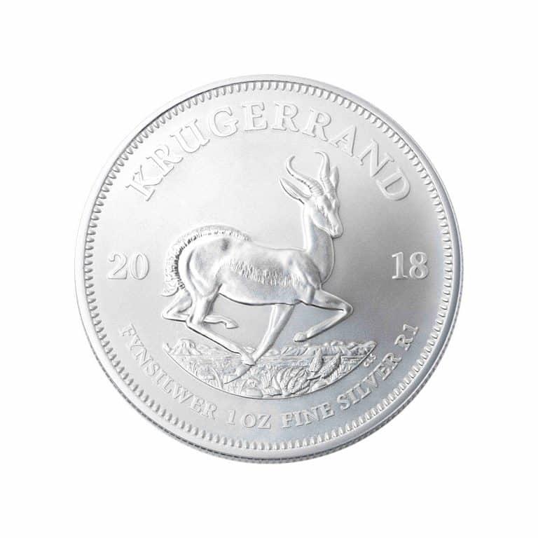 1-Silberunze-Krügerrand