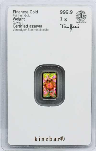 kinebar hologramm 400