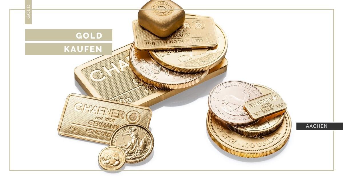 Gold Kaufen Aachen