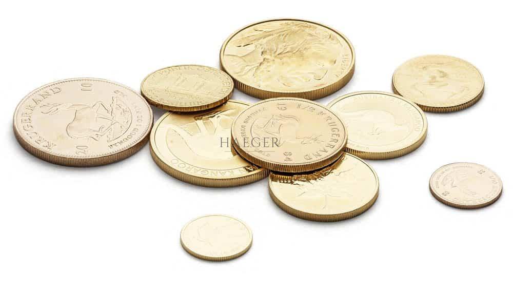Goldmünzen verkaufen München Händler