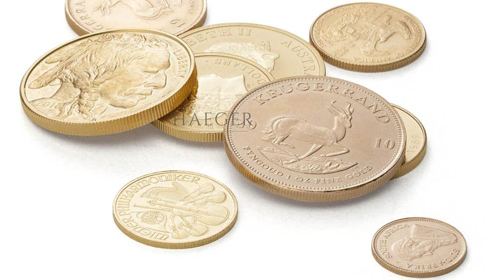 Goldmünzen verkaufen München Preise