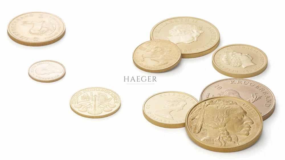 Goldmünzen verkaufen München schätzen