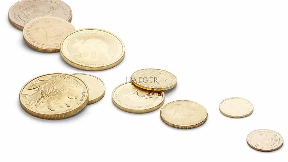 Goldmünzen verkaufen München Vergleich